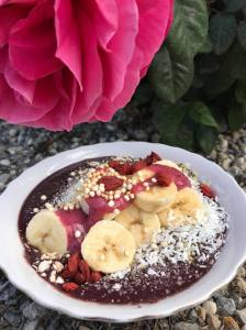 Acai smoothiebowl